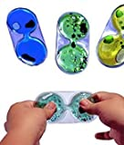 Squish it silent finger sensory fidget autism toy occupational therapy exercise by Andrews Corner