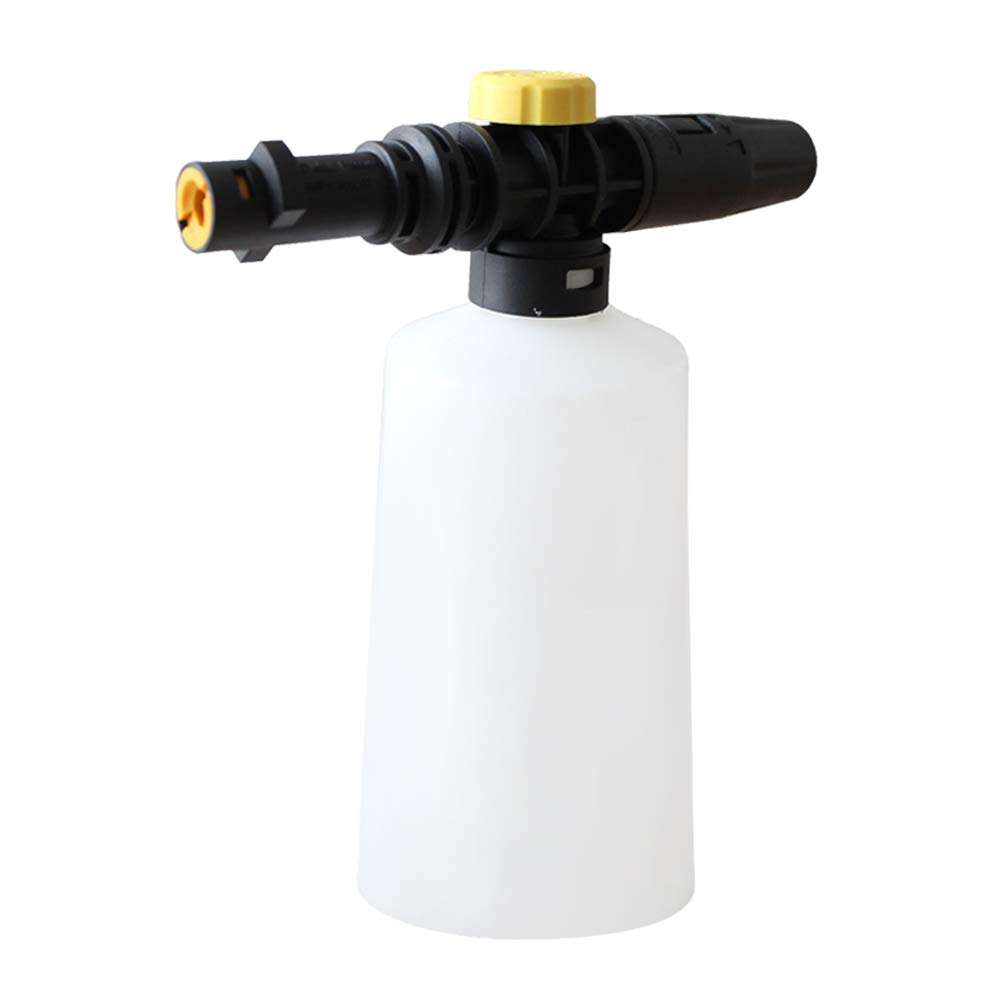 Autocare Snow Foam Lance Cannon For Karcher K2 K3 K4 K5 K6 K7 Pressure Washer 750ML Bottle Soap Gun