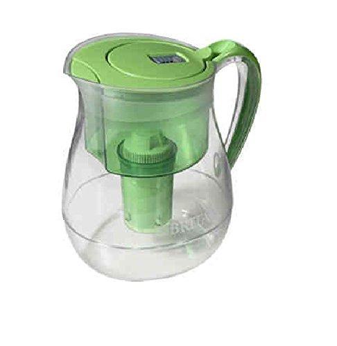 brita-water-filter-pitcher-monterey-model-2-filters-10-cup-capacity-green