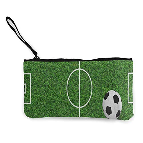 Canvas Coin Purse Green...