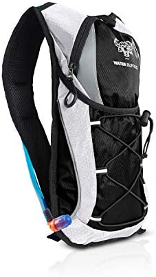 Water Buffalo Hydration Backpack, 2L Water Bladder