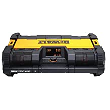 DEWALT DWST08810 ToughSystem Music Player with Charger