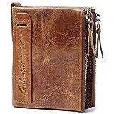 Gubintu Casual Men Leather Wallet For Multi-Use W39