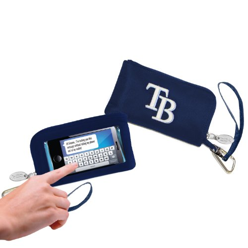 - MLB Tampa Bay Rays Cell Phone Wallet