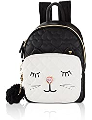 Betsey Johnson Womens Medium Backpack