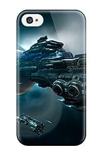 Slim New Design Hard Case For Iphone 4/4s Case Cover - SDCbb3198VAJzM