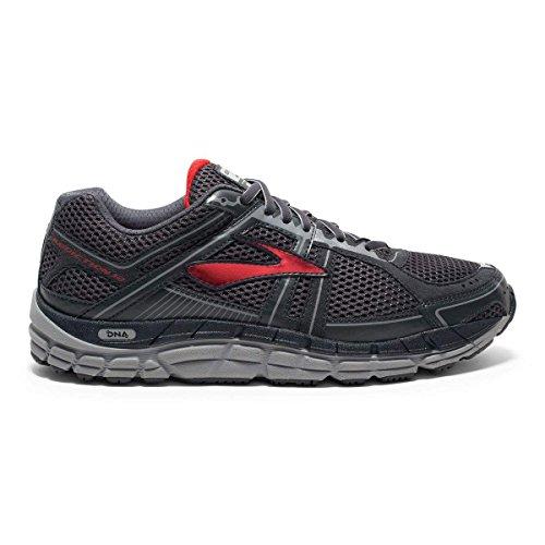 Brooks - Zapatillas de atletismo de Material Sintético para hombre gris Grigio (Grey 095) 50.5 EU