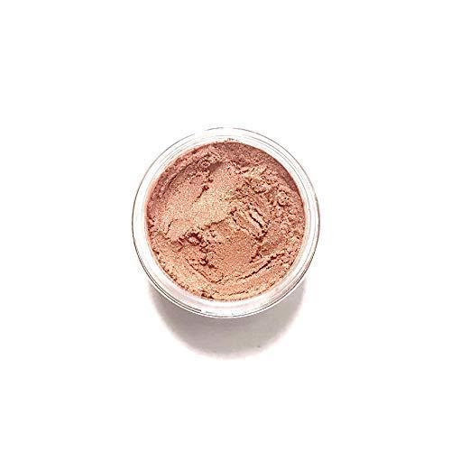 (Ginger - Warm Peach Vegan Mineral Eyeshadow   Warm Peach Eye Color   Apricot Eyeshadow   Cruelty Free   Vegan Eye Shadow   Mineral Makeup   Shimmer Eyeshadow   Natural Makeup)