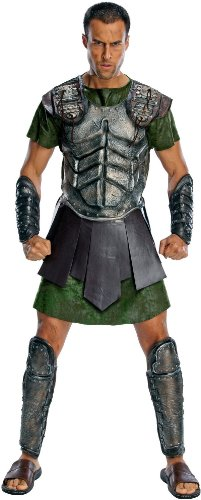Deluxe Perseus Costume (Lets Party Deluxe Perseus Adult Costume - Size Standard)
