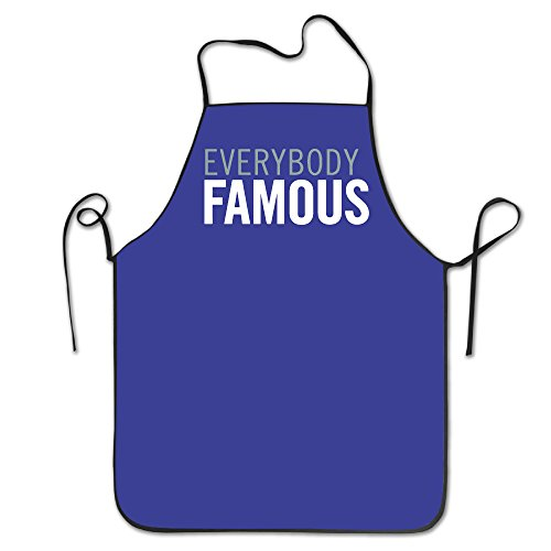 Unisex Everybody Famous Everybody's Famous Adult Funny Kitchen Apron
