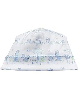 Baby-Boys Infant Nature's Nursery Print Hat