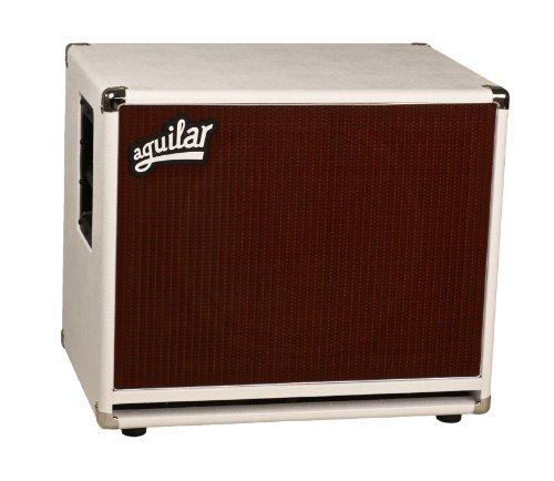 Aguilar DB 115 Bass Cabinet, 8 Ohm, White ()