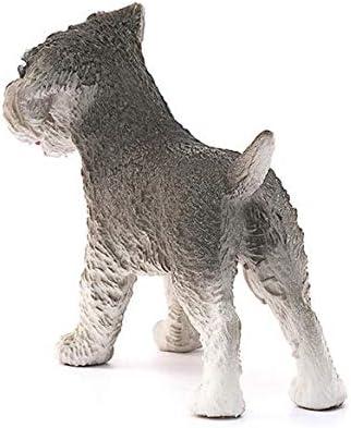 13892 Schleich Miniature Schnauzer Farm World Plastic Figure Figurine