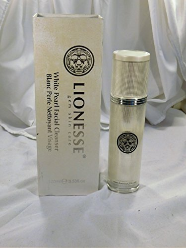 100 ml/3.53 oz - Lionesse White Pearl Facial Cleanser