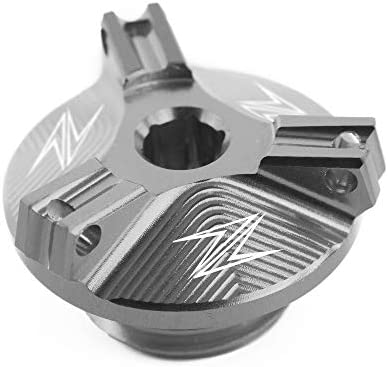 Tapón de Drenaje de Aceite Plug Tuercas tornillos para Kawasaki Z650 Z800 Z900 Z1000 Z1000SX ER4F ER4N ER6F ER6N Ninja 400/R 600 R Versys 650 1000 ...