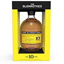 The Glenrothes 10 años Single Malt Scotch Whisky Premium, 40% - 700ml