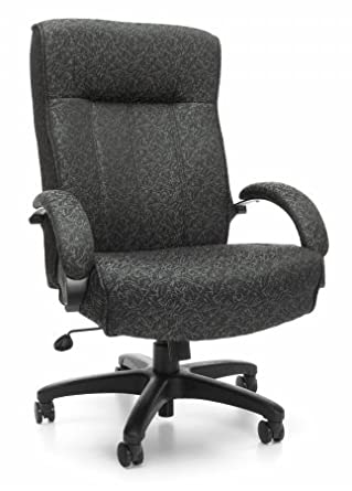 ofm big and tall fabric executive chair highback conference and office chair - Tall Office Chair