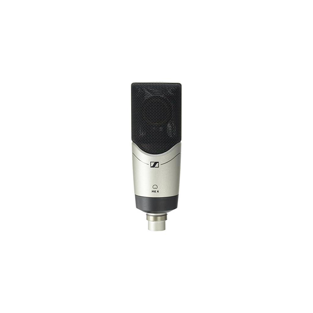 sennheiser pro audio sennheiser mk 4 cardioid studio condenser microphone mk4 techadict. Black Bedroom Furniture Sets. Home Design Ideas