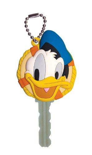 (Disney Donald Laser Cut Keyring (Key Holder))