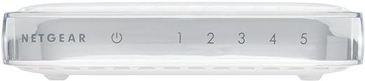 69 opinioni per Netgear GS605-300PES Switch, 5porte