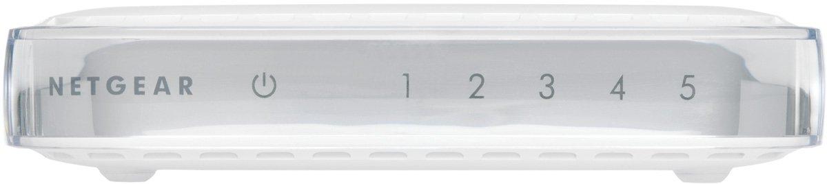 2D85043 - Netgear GS605 5-Port Gigabit Ethernet Switch