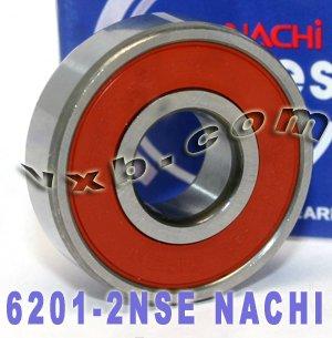 6201-2NSE Nachi Bearing 12x32x10 Sealed C3 Japan Ball Bearings