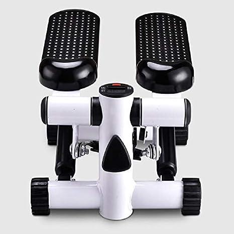 PENGFEI Equipo de Ejercicios para el hogar Mini máquina de Correr Paso a Paso máquina de pedaleo Equipo de Deportes pequeños máquina de Escalada Deportiva
