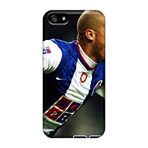 Fashionable PSDhHPf3057aIMKN Iphone 5/5s Case Cover For The Defender Of Real Madrid Pepe Protective Case
