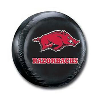 NCAA Arkansas Razorbacks Tire Cover - Arkansas Razorbacks Tire Cover