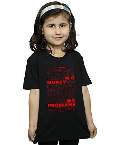 maglietta Big Mo Maglietta Notorious la Money Fille Absolute Noir Ripeti Cult OwqqBxz