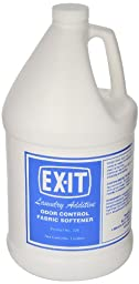 Big D 8228 Ex-It Laundry Additive Fabric Softener, 1 Gallon Bottle (Pack of 4)