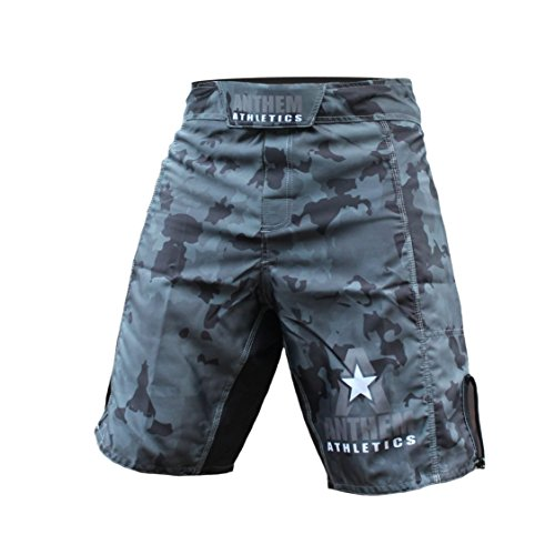Anthem Athletics RESILIENCE MMA Shorts - Night Camo - 32""