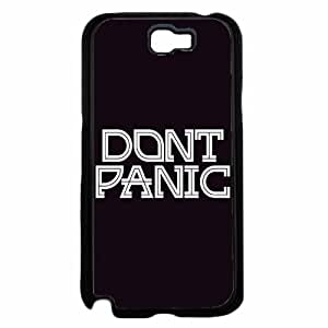 Don't Panic Plastic Phone Case Back Samsung Galxy S4 I9500/I9502