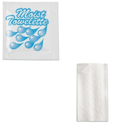KITKIM98710SFC023803 - Value Kit - KIMBERLY CLARK SCOTT Tall-Fold Dispenser Napkins (KIM98710) and NatureHouse Fresh Nap Moist Towelettes (SFC023803) by Kimberly-Clark