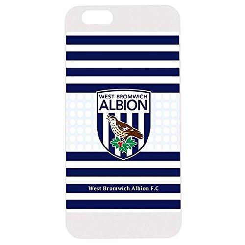 Telefono cellulare custodia per iPhone 6/6S (11,9cm) con stampa di modello West Bromwich Albion Theme by Ordusmre design