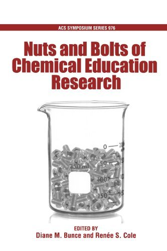 Acs Bolt - Nuts and Bolts of Chemical Education Research (ACS Symposium Series) (2008-01-03)