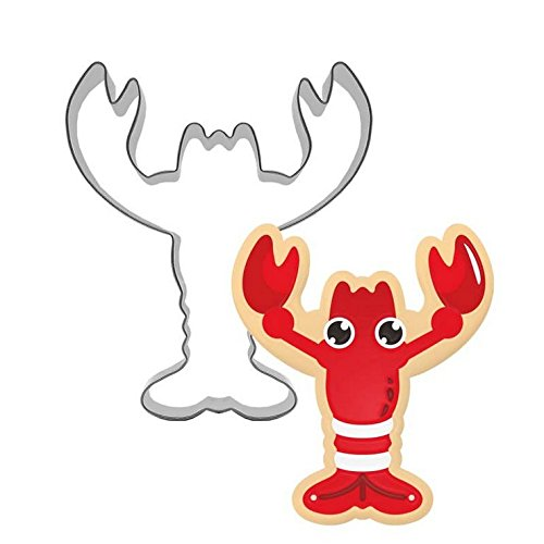 GXHUANG Lobster Sugar Biscuit Cookie Cutter - Stainless Steel