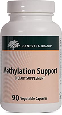 Genestra Brands - Methylation Support - Combination of Betaine, Choline, and B Vitamins to Support Homocysteine Metabolism - 90 Vegetable Capsules
