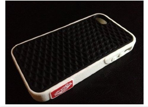 quality design f0055 7c9f1 Vans Waffle Sole Shoe Rubber Case Cover Fits Apple Iphone 4 4s 4g ...