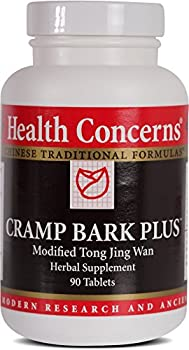 Health Concerns - Cramp Bark Plus - Modifed Tong Jing Wan Herbal Supplement - 90 Tablets