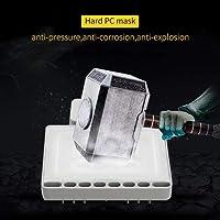 20W 1600LM Foco LED con Sensor Movimiento, Super Brillante ...