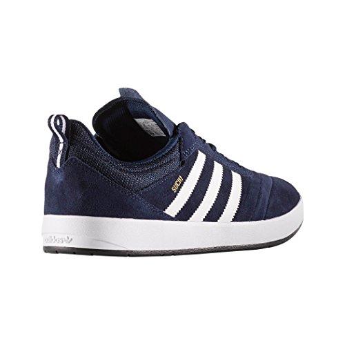 Adidas Suciu Adv Skate Schoen (marine / Wit / Goud)