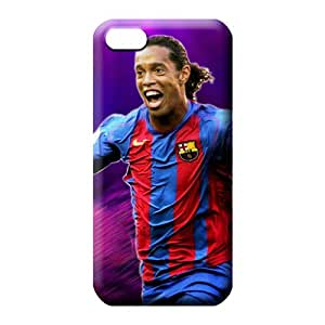 iphone 5c cell phone covers Anti-scratch First-class Awesome Phone Cases The Football Player Of Atletico Mineiro Ronaldinho On The Middle Of The Game