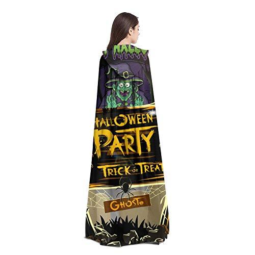 Unisex Halloween Trick or Treat Pumpkin Witch