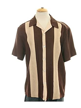 Charlie Sheen Signature Shirt - ROMEO XL at Amazon Men's