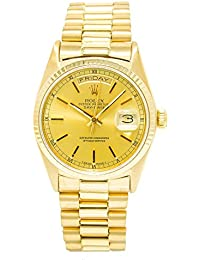 Day-Date automatic-self-wind mens Watch 18038 (Certified Pre-owned)