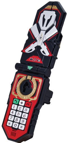 Power Rangers Super Megaforce - Deluxe Legendary Morpher (Discontinued by manufacturer)]()