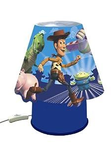 Buzz Lightyear Bedside Lamp Light - Toy Story: Amazon.co.uk ...