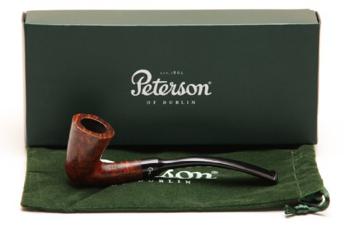 Peterson Calabash Smooth Tobacco Pipe (Peterson Pipe)