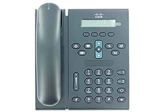 Cisco CP-6921-CL-K9= - Teléfono VOIP, Antracita
